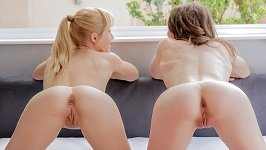 Two Best Friends Goldie And Shiloh Sharada Shares A Cock