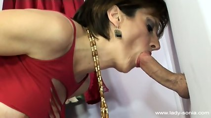 Yummy Mature Woman Swallows A Raging Cock