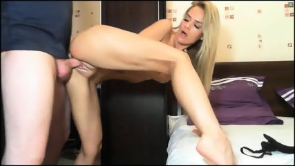 Astonishing Sexy Blonde Gets Pounded Hard In A Free Porn