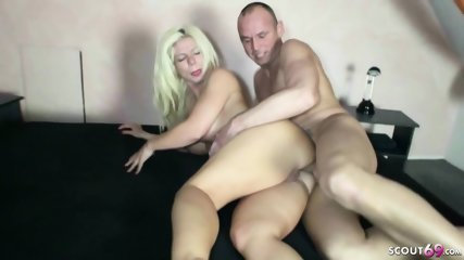 Handsome German MILF Anallized By Horny Young Guy
