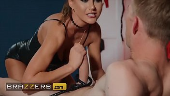Dominant Brazzers Mistress Impaled On A Monster Schlong And Ravaged